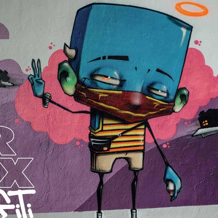Nike-Air Max Graffiti Stores