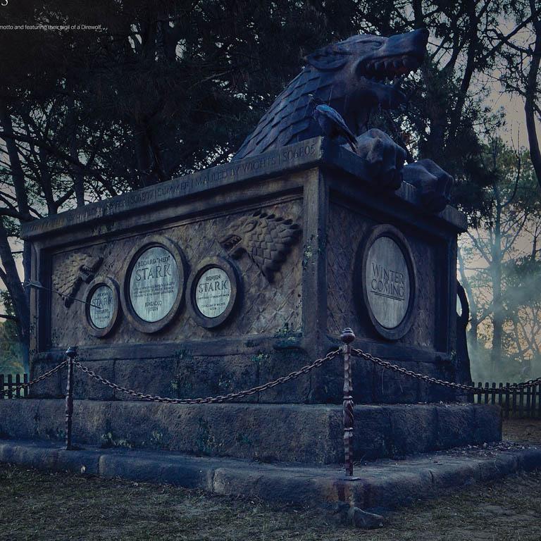 Foxtel-Grave of Thrones