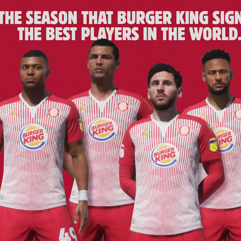 Burger King-Stevenage Challenge