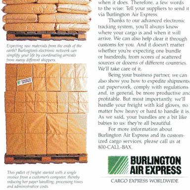 Burlington Air Express