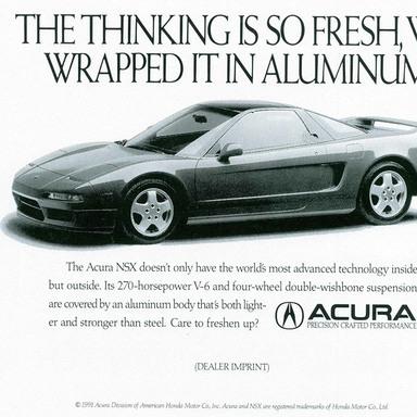 Acura Division of American Honda