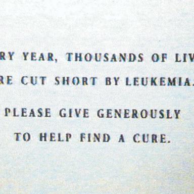 Leukemia Research Fund