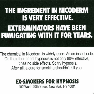 Ex-Smokers for Hypnosis