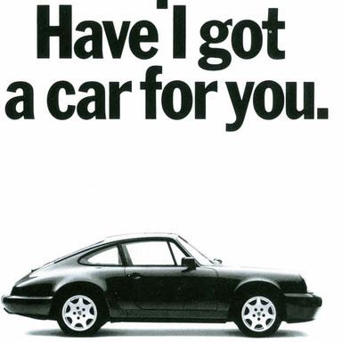 Joe's Porsche