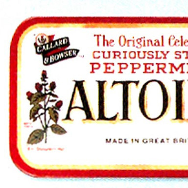 Callard & Bowser-Suchard/Altoids