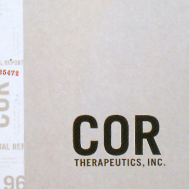 Cor Therapeutics