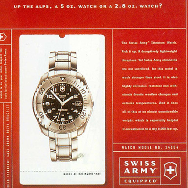 Swiss Army Brands