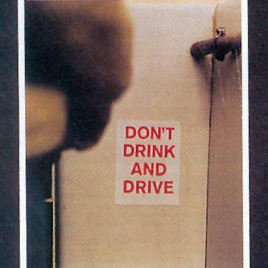 DETR Drink Drive