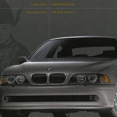 The Hire: BMW Films Web Site