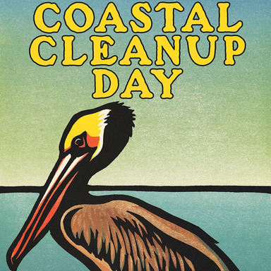 Coastal Cleanup Day Poster Series