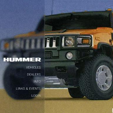 Hummer Website