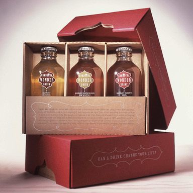 Kombucha Wonder Drink Holiday Gift Box