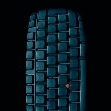 Keyboard as Tire