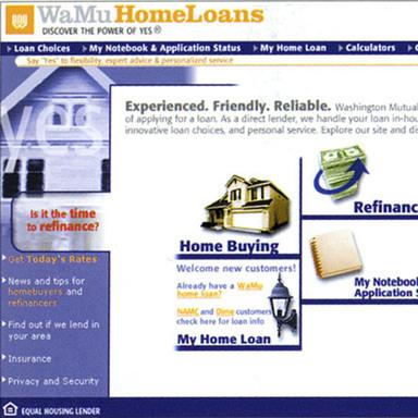 Washington Mutual Home Loans