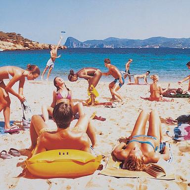 Beach, Bar, Pool