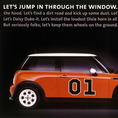 Jump Through the Window