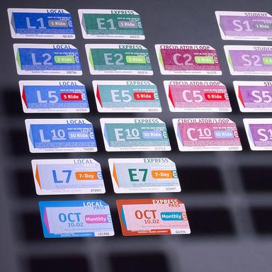 Pass Cards