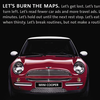 Burn the Maps
