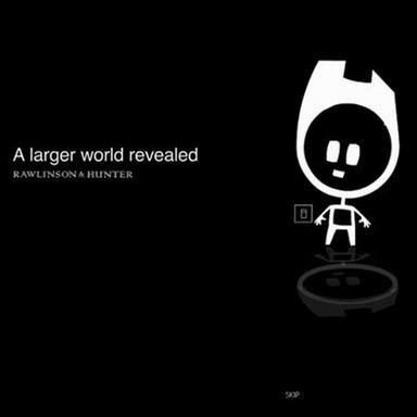 A Larger World Revealed