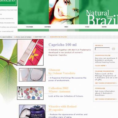 O Boticario Portal