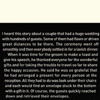 Wedding, Kidneys, Armstrong