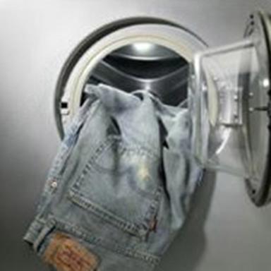 Levis 501 Washing Machine