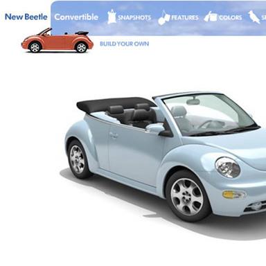 New Beetle Convertible
