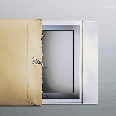 Envelop, Paperclips, Clapper board