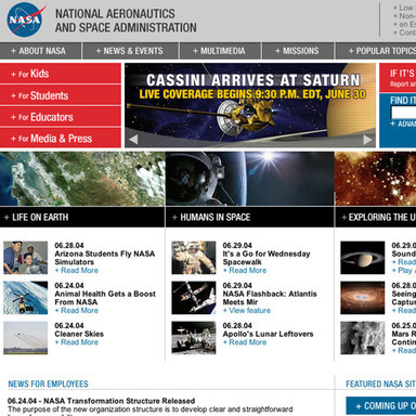 NASA Portal