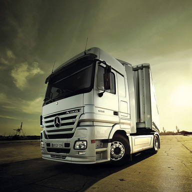 The Actros Perfume Ad