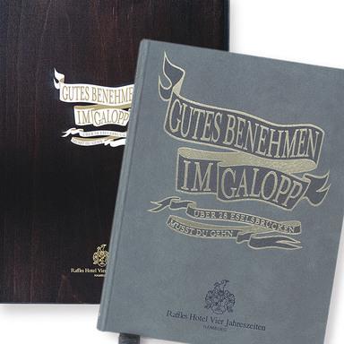 The etiquette book