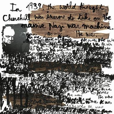 Chaplin/ Churchill/ Newton