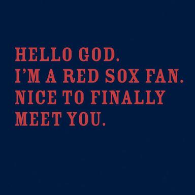 Red Sox Congrats