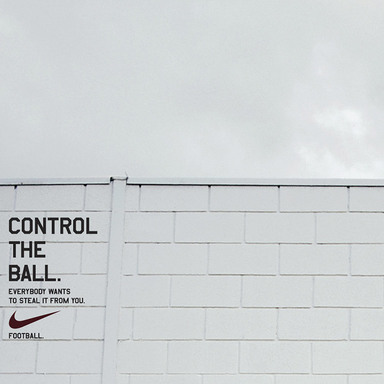 Control the ball