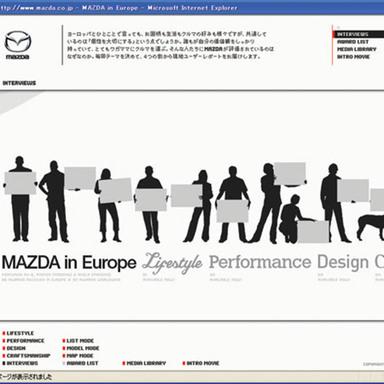 MAZDA in Europe