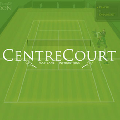 Wimbledon - Centre Court Game