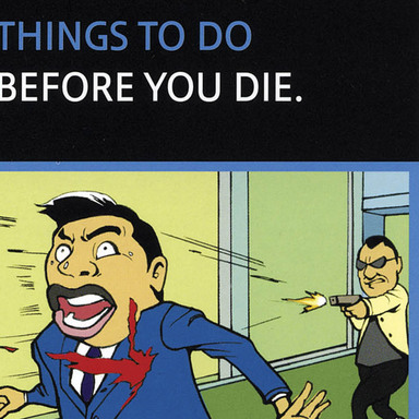 Things to do...
