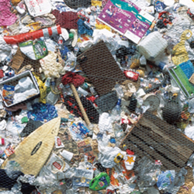 Real Beach Trash