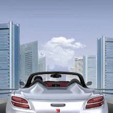Saturn Sky Sounds Banner