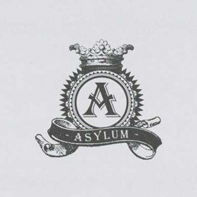 Asylum business card