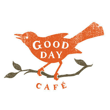 Good Day Cafe Identity