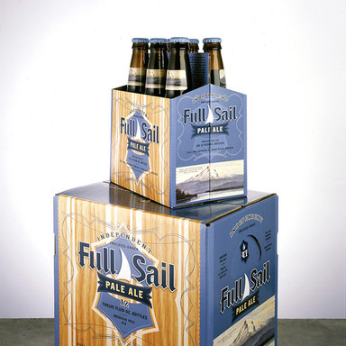 Full Sail 12-Pack Packaging