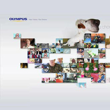 Olympus Brand Campaign