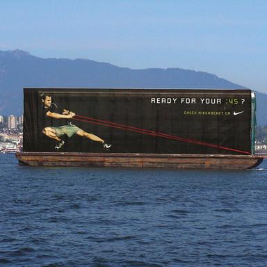 Barge Resistance