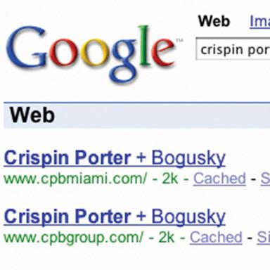 The Google Campaign
