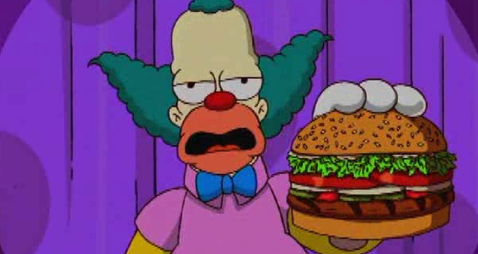 Krusty,Outtakes, World Domination