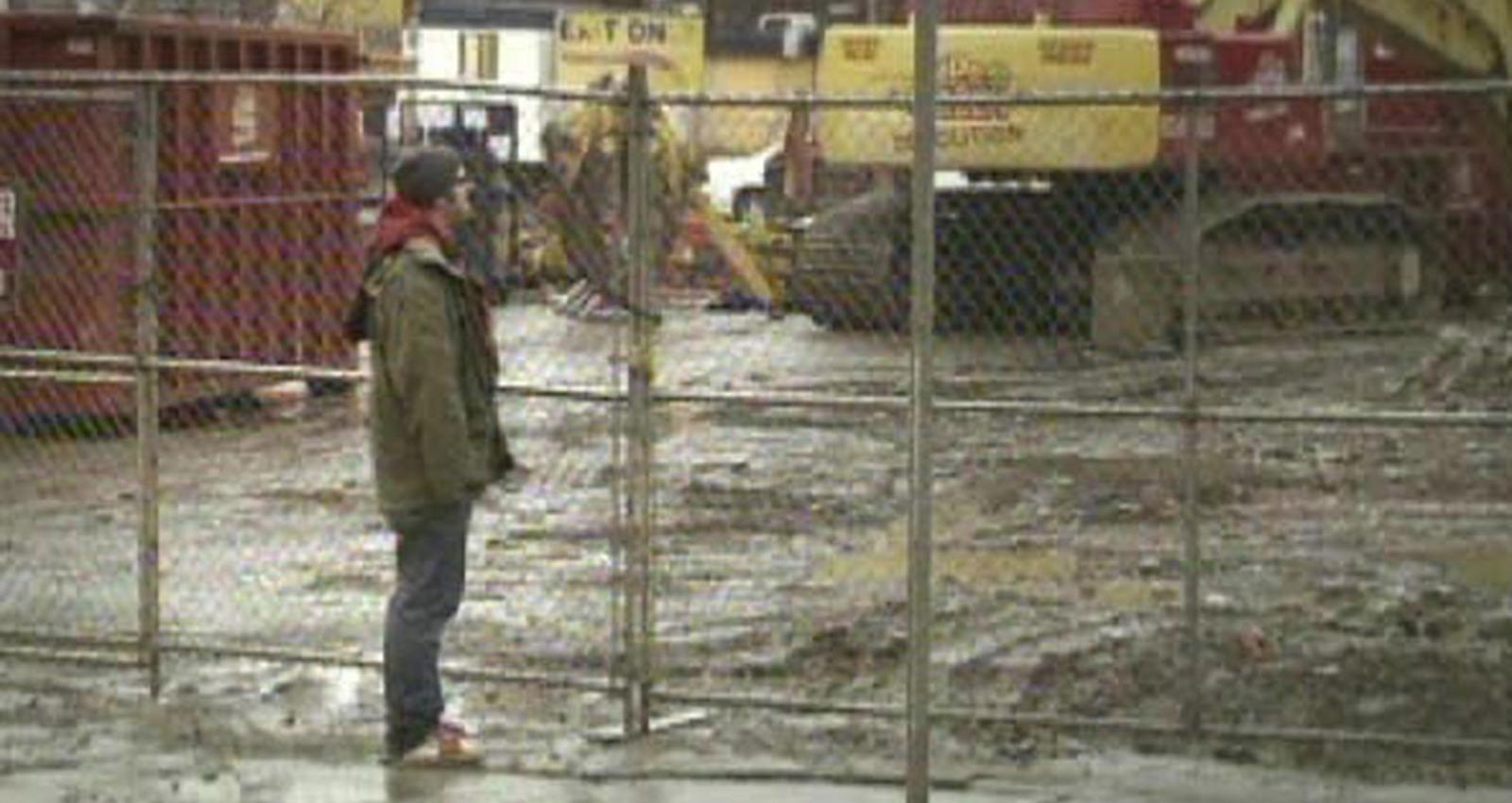 Parking Lot/Construction Site/Bus Stop