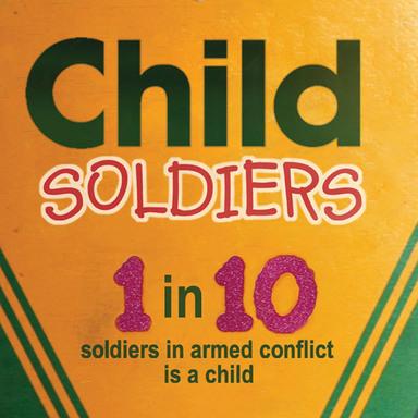 War Child Crayons