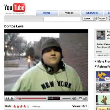 Doritos Love Music Video