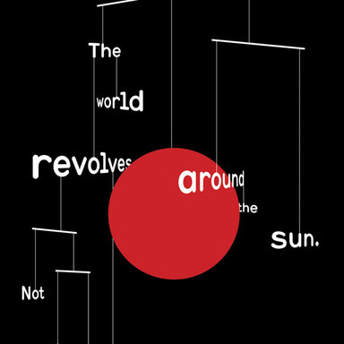 THE SUN REVOLVES